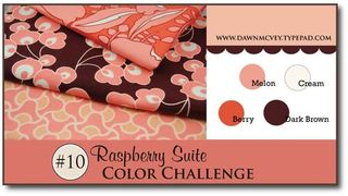 Rasp suit colour callenge #10